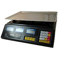 Торговые весы CRYSTAL CT-500