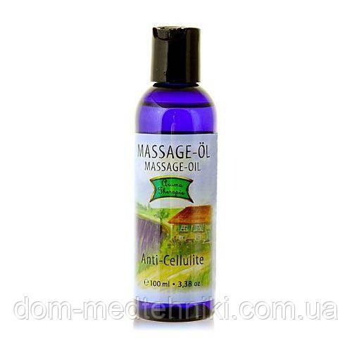 Массажное масло Антицеллюлит (Massage Oil Anti-Cellulite), 100 мл.