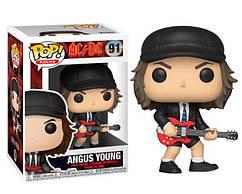 Фигурка Funko Pop Фанко ПопАнгусЯнгAC ДCAC DC Angus Young 10смAC DC91