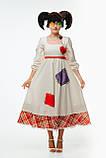 Кукла Вуду женский карнавальный костюм \ размер универсальный \ BL - ВЖ330, фото 3