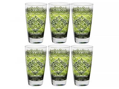 Набор стаканов Cerve 6 штук 650-671