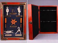 Ключница Lefard Морские узлы 30 см 271-101 ящик для ключей