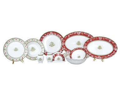 Столовый сервиз Lefard Рождественская коллекция 26 пред 943-135