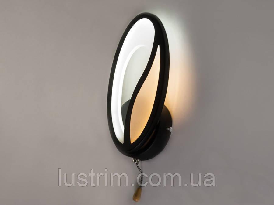 Светодиодный светильник 9W