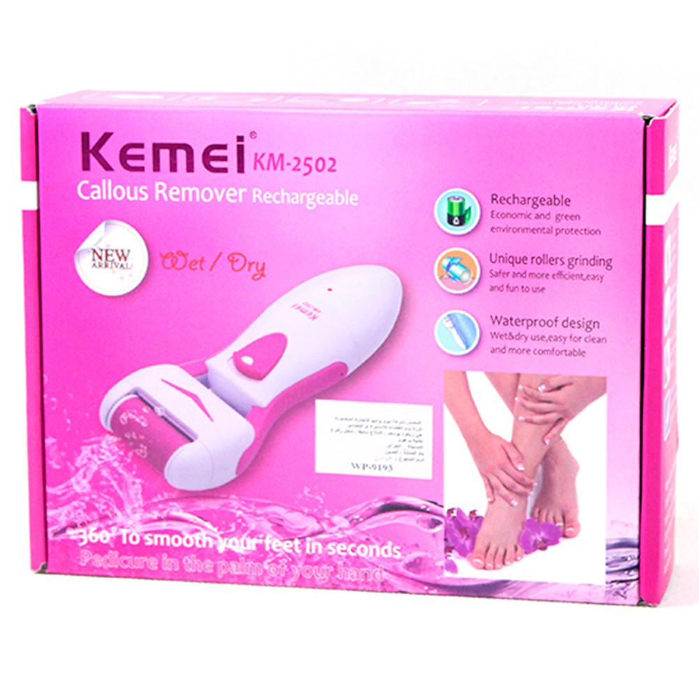 Электрическая роликовая пилка Kemei KM-2502 D1021
