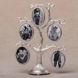 Фоторамка настольнаяLefard Семейное дерево19 см 004-05C мультирамка коллаж рамка для фото родовое