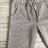 Спортивні штани на хлопчика 2. Розміри на 3 роки (98см), 5років(110см), 6 л, 7 л, 8л, 10 років, 12 років, фото 3