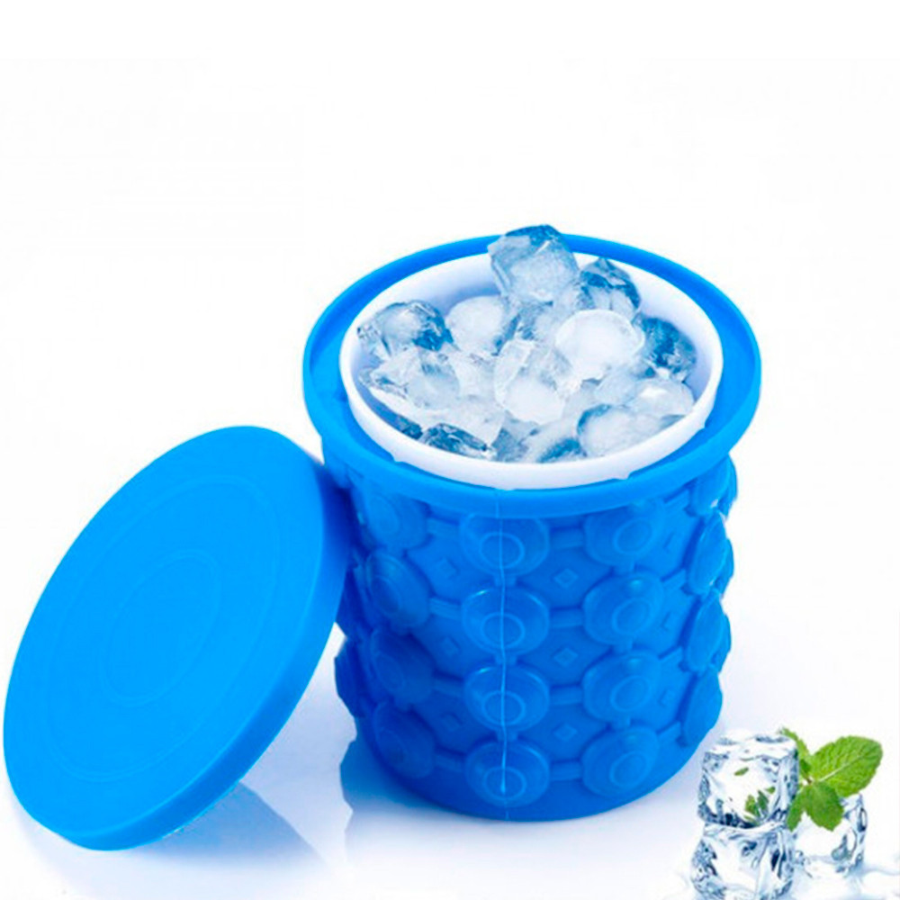 Форма для льда Ice Cube Maker Genie D1021