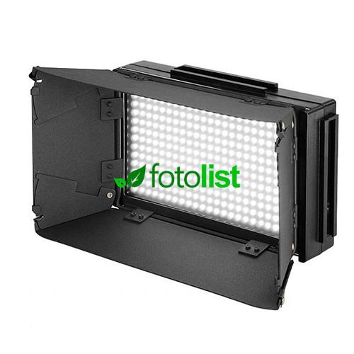 Накамерный видеосвет Lishuai LED-312DS (5600К-3200К с диммером)