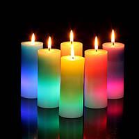 Свечи меняющая цвет ( ХАМЕЛЕОН )