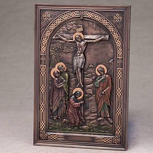Икона Veronese Распятие Иисуса Христа 23 см 76555 панно картина веронезе