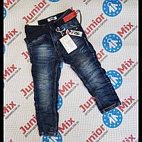 Джинсовые детские брюки для мальчиков оптом  F26