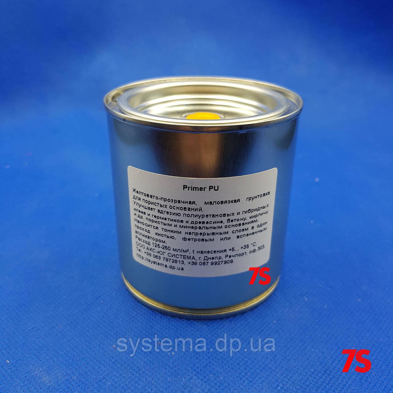 Primer PU - Грунтовка для поліуретанових і гібридних герметиків, 250 мл.