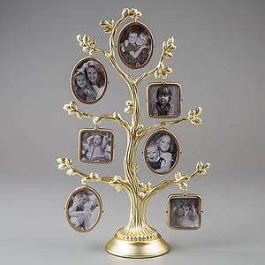 Фоторамка настольнаяLefard Семейное дерево26 см 1149C мультирамка коллаж рамка для фото родовое