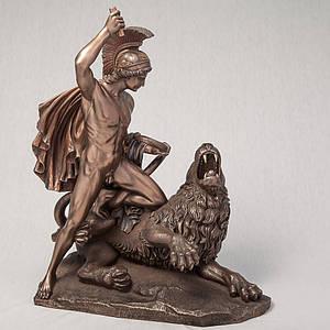 Статуэтка  Veronese Беллерофонт убивающий Химеру 30 см 73131 фигурка статуетка веронезе