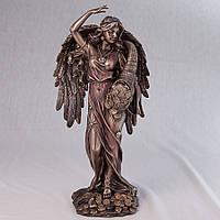 Статуэтка Veronese Фортуна с крыльями 29 см 75254 фигурка алтарная веронезе с рогом изобилия