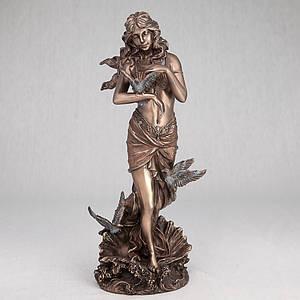 Статуэтка Veronese Афродита богиня любви и красоты птицы 27 см 75600 фигурка веронезе Венера