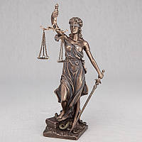 Статуэтка Veronese Фемида 21 см 75802 фигурка статуетка веронезе верона юстиция