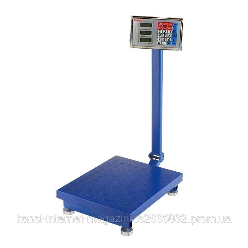 Ваги ACS 150KG 30*40 Fold, торгові ваги, електронні ваги, ваги торгові Спартак, підлогові ваги