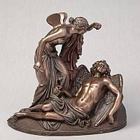 Скульптура Veronese Амур и Психея 24 см 73377 статуэтка фигурка статуетка веронезе верона