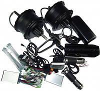 Набор для Электро фетбайка полный привод 500+500W