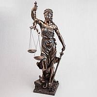 Статуэтка напольная Veonese Фемида 75 см 72919 фигурка статуетка веронезе верона богиня правосудия