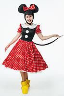 Минни Маус женский карнавальный костюм \ размер универсальный \ BL - ВЖ331