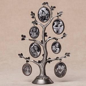 Фоторамка настольная Lefard Семейное дерево 27 см 005-07C мультирамка коллаж рамка для фото родовое