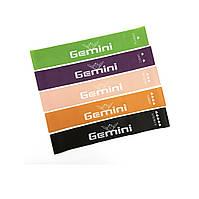 Комплект резинок для фитнеса Gemini