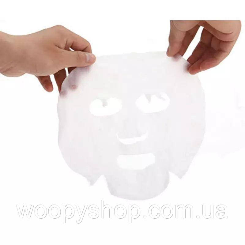 Маска для лица, пресованная салфетка-маска. Тканевая маска