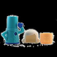 🔝 Поглотитель запаха, Cool Mama, голубой, поглотитель запаха для холодильника, освежитель воздуха | 🎁%🚚
