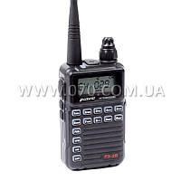 Радиостанция PUXING PX-2R (2W, VHF, 136-174 MHz, USB, АКБ), черная
