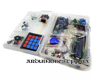 Arduino Uno набор Ultimate KIT - расширенный набор