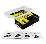 Набор Arduino Мини-танк Робот с Bluetooth (Лучший подарок), фото 2
