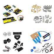 Набор Arduino Мини-танк Робот с Bluetooth (Лучший подарок), фото 4