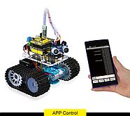 Набор Arduino Мини-танк Робот с Bluetooth (Лучший подарок), фото 5