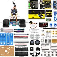 Набор Arduino Мини-танк Робот с Bluetooth (Лучший подарок), фото 7