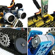 Набор Arduino Мини-танк Робот с Bluetooth (Лучший подарок), фото 8