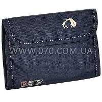 Кошелек Tatonka Money Box Rfid (13x9x1см), navy 2950.004