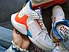 Мужские кроссовки Air Jordan Why Not 0.2 OKC Home White/Total Crimson-Tidal Blue AO6219-100, фото 4