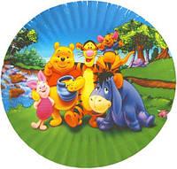 Тарелки десертные Винни Пух и друзья 6 шт 250216-627