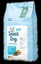 Green Petfood (Грин Петфуд) InsectDog Hypoallergen гипоаллергенный корм для собак с белком насекомых, 900 г