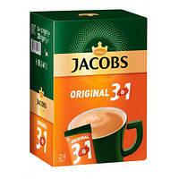 Кофейный напиток Jacobs Original 3в1 (24х12 г) в стиках