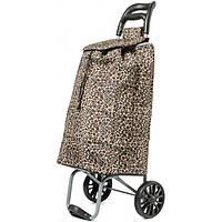 Epic Сумка-тележка Epic City X Shopper Ergo 40 Leopard