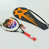 Ракетка для большого тенниса BOSHIKA 670 EZONE DR (поликарбон)
