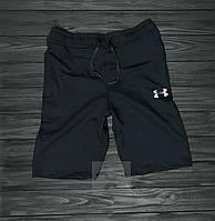Мужские шорты Under Armour, мужские шорты Ундер Армор, черные