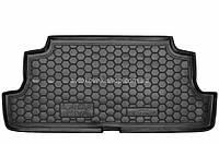 Резиновый коврик багажника Lada Niva 21213 (Тайга) 1993- Avto-Gumm