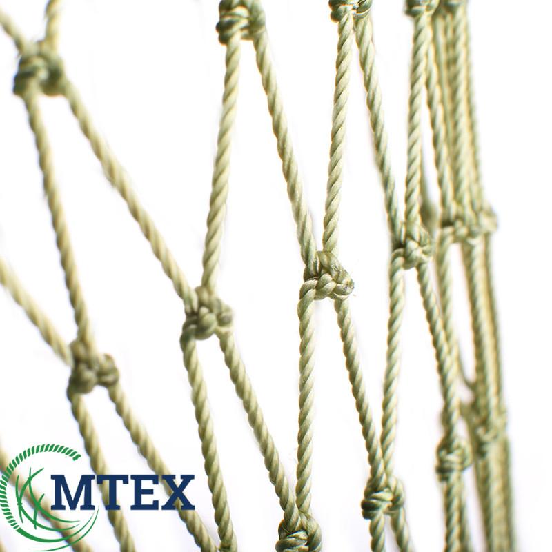 Защитно-оградительная сетка ячея 40мм. нить Ø0,72мм 1пог.м=5,9м²