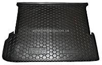 Резиновый коврик багажника Lexus GX 460 2010- (7 мест) Avto-Gumm