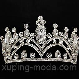 Восточные короны, свадебная вечерняя бижутерия 2019